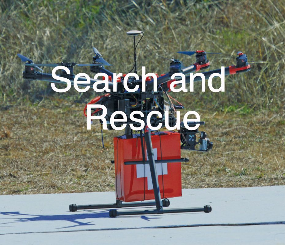 Search and rescue service