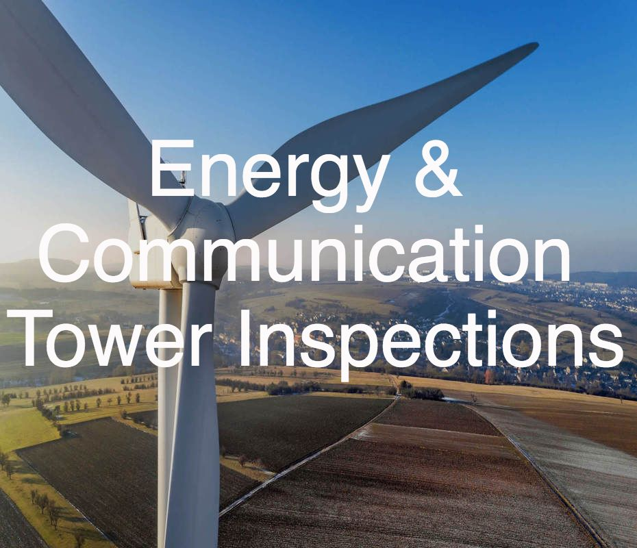 Utility and communication tower inspections